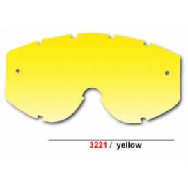 Cristal Gafas Motocross ProGrip ProGrip amarillo
