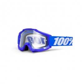 Gafas Motocross 100% ACCURI REFLEX BLUE