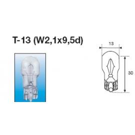 Lampara Cuña Amolux 12V T13