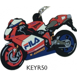 Llavero moto Ducati 999