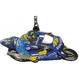 Llavero moto Rossi 46 Gauloises