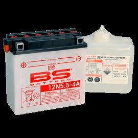 Batería BS 12N5.5-4A