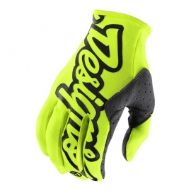 GUANTES TROY LEE SE FLO YELLOW