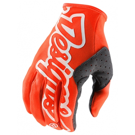 GUANTES TROY LEE SE FLO ORANGE