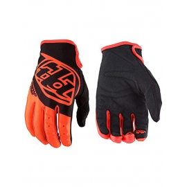 GUANTES TROY LEE GP ORANGE NIÑO