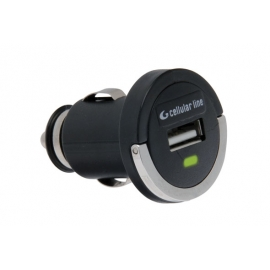 Cargador USB para toma de mechero Cellular Line