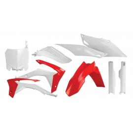 PLASTICOS ACERBIS FULL KIT HONDA CRF250R (14-17) Y CRF450R (13-16)