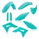 PLASTICOS ACERBIS FULL KIT HONDA CRF250R (2018) Y CRF450R (17-18)