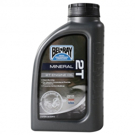 Bel-Ray mineral 2T aceite del motor