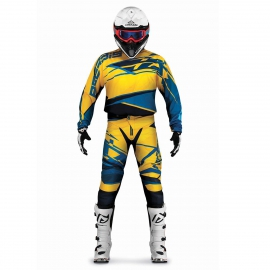 CONJUNTO ACERBIS X-GEAR YELLOW