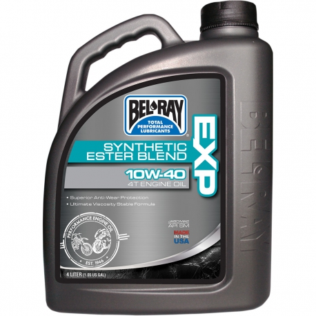Aceite Bel Ray EXP 10w40 4L