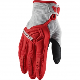 GUANTES THOR SPECT RED