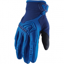 GUANTES THOR SPECT BLUE