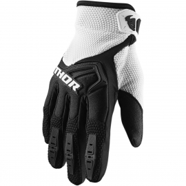 GUANTES THOR SPECT BLACK