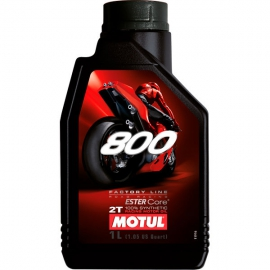 Aceite Motul 800 2T Factory Line Road Racing 1L