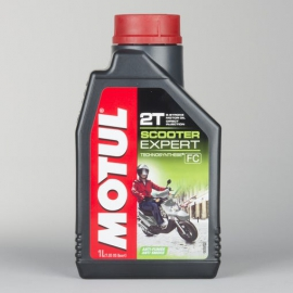 Aceite de Motor Motul 2T Scooter Expert Technosynthese 1L