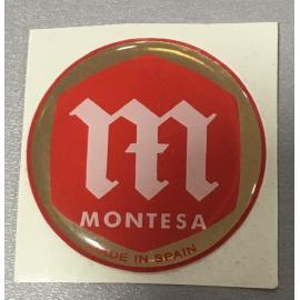 Adhesivo Montesa resina 4,8cm