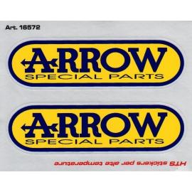Adhesivo Arrow alta temeratura 2 unudades