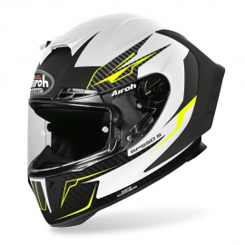 Casco Airoh GP 550-GP Venom White Matt