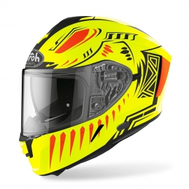 Casco Airoh SPARK-YELLOW FLUO MATT-VIBE