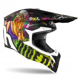 CASCO AIROH WRAAP PIN-UP