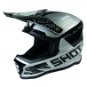 casco SHOT KID DRAW / BLACK GREY (niño)