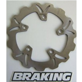 Disco de Freno Braking Trasero
