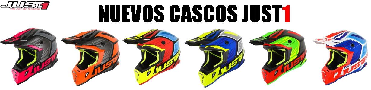 CASCOS JUST 1